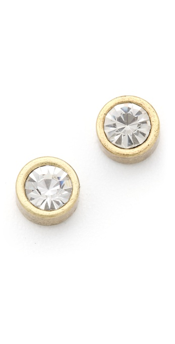 Marc by Marc Jacobs ID Stud Earrings