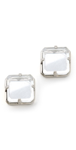 Marc by Marc Jacobs Cubes Stud Earrings