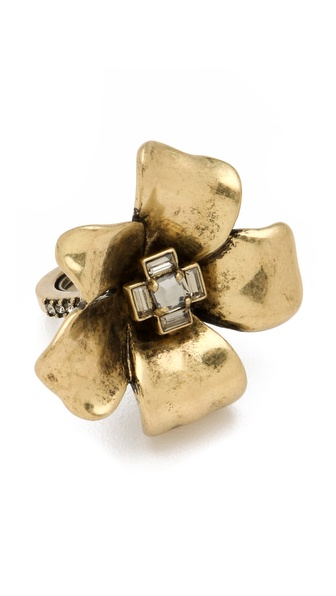 Marc by Marc Jacobs Marc Flowers Ring