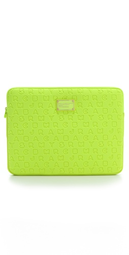 Marc by Marc Jacobs Dreamy Logo Neoprene 15