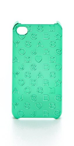 Marc by Marc Jacobs Stardust Metallic iPhone Case