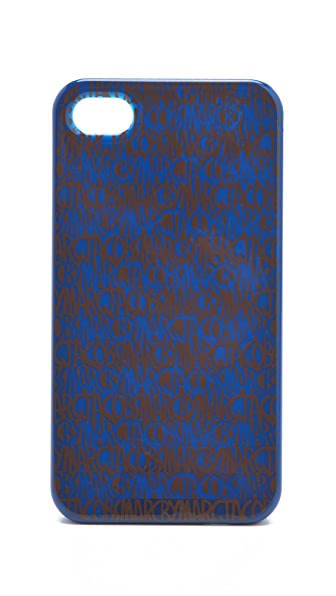 Marc by Marc Jacobs Linear Logo iPhone Case