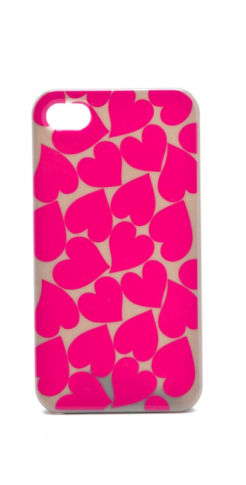 Marc by Marc Jacobs Big Hearted iPhone Case
