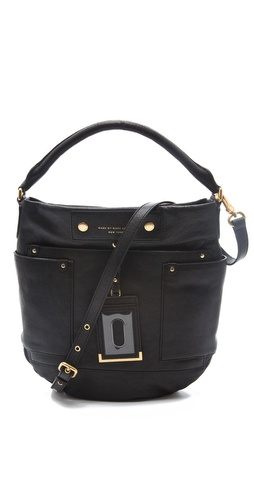 Marc by Marc Jacobs Preppy Leather Hobo