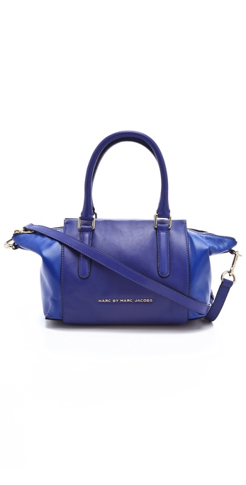 Marc by Marc Jacobs Burg Boxer Medium Satchel