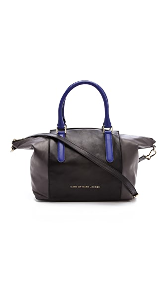 Marc by Marc Jacobs Burg Boxer Colorblock Large Satchel