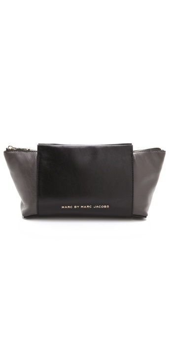 Marc by Marc Jacobs Burg Boxer Colorblock Clutch