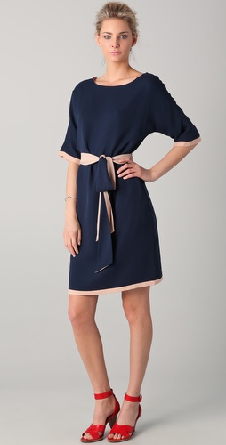 Marc by Marc Jacobs Paloma Crepe Dress