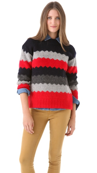 Marc by Marc Jacobs Nikolai Sweater