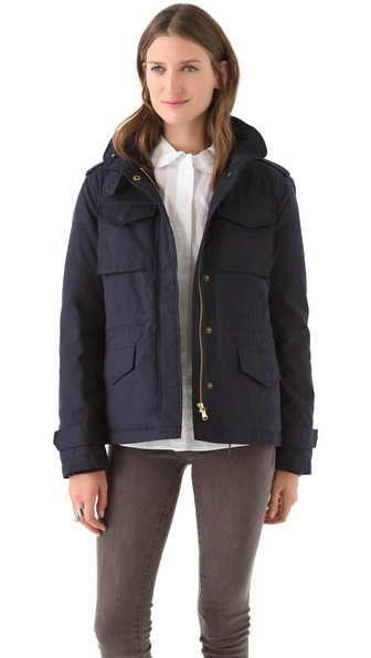 Marc by Marc Jacobs Leo Down Puffer Jacket