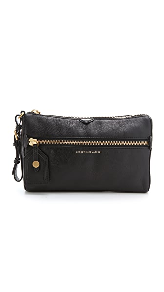 Marc by Marc Jacobs Globetrotter Jen the Blizzard Clutch