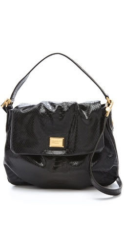Marc by Marc Jacobs Supersonic Snake Lil Ukita Satchel