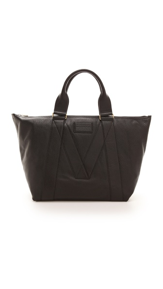 Marc by Marc Jacobs M Standard Supply Leather E/W Carryall