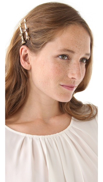 Marc by Marc Jacobs Bow ID Big Bobby Pins