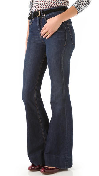 Marc by Marc Jacobs Standard Supply '70s Flare Jeans