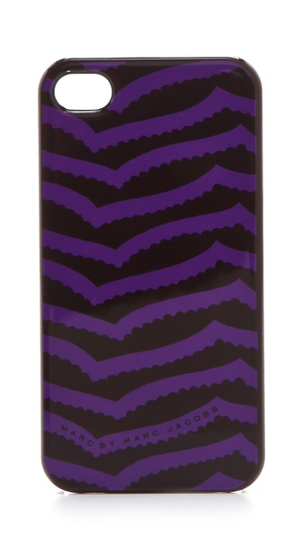 Marc by Marc Jacobs Zora Stripe iPhone 4 Case