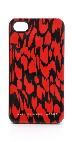 Marc by Marc Jacobs Graphic Animal iPhone 4 Case at Shopbop.com