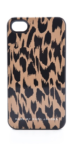 Shop Marc by Marc Jacobs Graphic Animal iPhone 4 Case and Marc by Marc Jacobs online - Accessories,Womens,Tech_Accessories,Phone, online Store