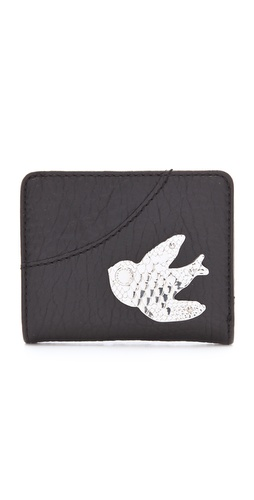 Shop Marc by Marc Jacobs Petal To The Metal Wallet and Marc by Marc Jacobs online - Accessories,Womens,SLGs,Wristlet, online Store