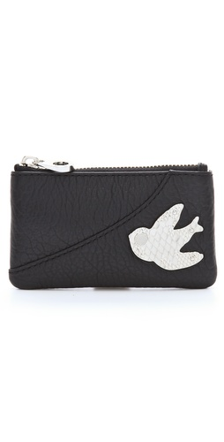 Shop Marc by Marc Jacobs Petal To The Metal Key Wallet and Marc by Marc Jacobs online - Accessories,Womens,SLGs,Key_Chain, online Store