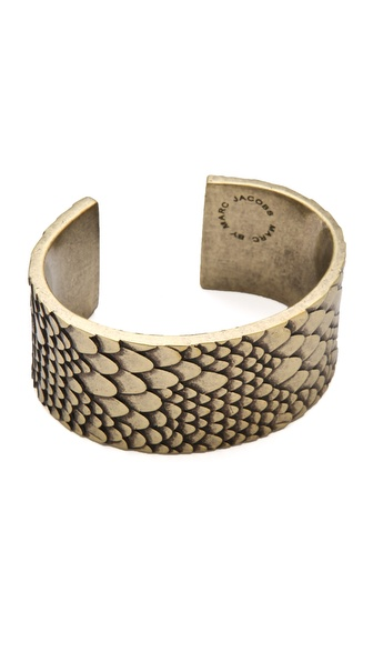 Marc by Marc Jacobs Petal to the Metal Dragon Cuff