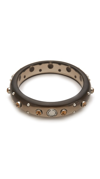 Marc by Marc Jacobs Crystal Spike Bangle