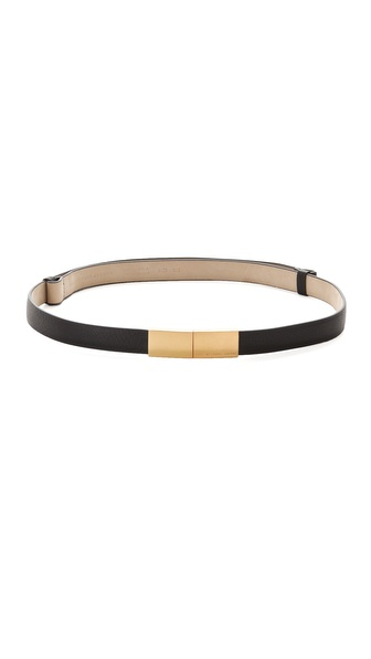 Marc by Marc Jacobs Push Lock Belt