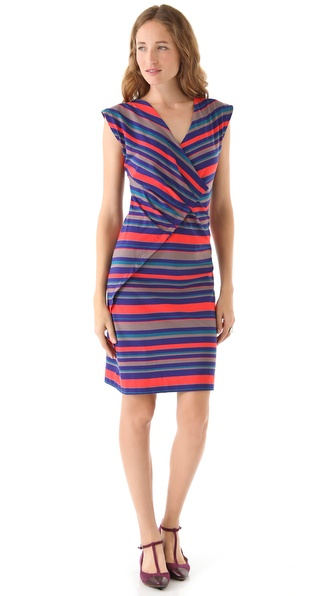 Marc by Marc Jacobs Christina Striped Dress