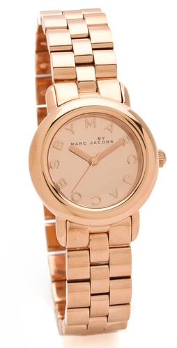 Marc by Marc Jacobs Mini Marci Mirror Watch at Shopbop.com