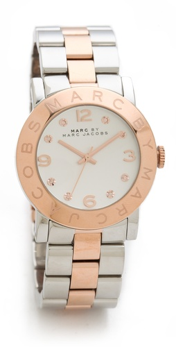 Marc by Marc Jacobs Amy Watch at Shopbop.com