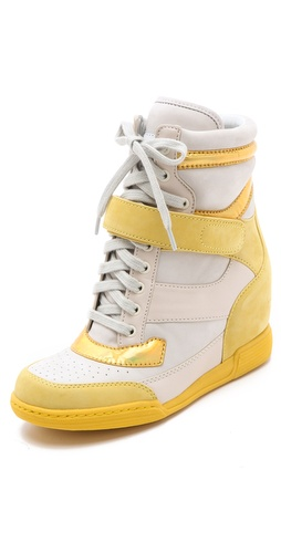 Shop Marc by Marc Jacobs Wedge Sneakers and Marc by Marc Jacobs online - Footwear,Womens,Footwear,Sneakers, online Store