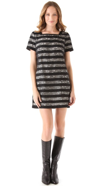 Marc by Marc Jacobs Lucienne Lace Dress With Pockets