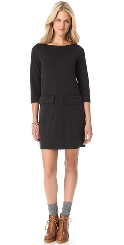 Shop Marc by Marc Jacobs Billy Interlock Dress and Marc by Marc Jacobs online - Apparel,Womens,Dresses,Day_to_Night, online Store