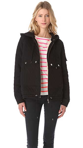 Marc by Marc Jacobs Gwen Quilted Jacket