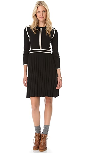 Marc by Marc Jacobs Slalom Sweater Dress