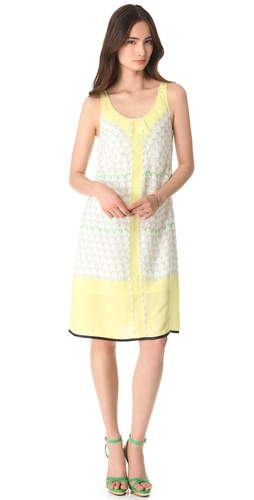 Shop Marc by Marc Jacobs Burnside Sleeveless Dress and Marc by Marc Jacobs online - Apparel,Womens,Dresses,Day_to_Night, online Store