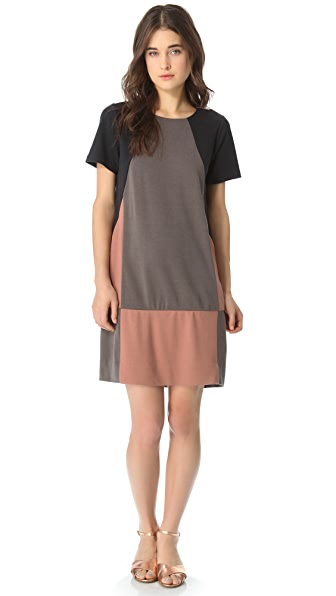 Marc by Marc Jacobs Caroline Colorblock Dress