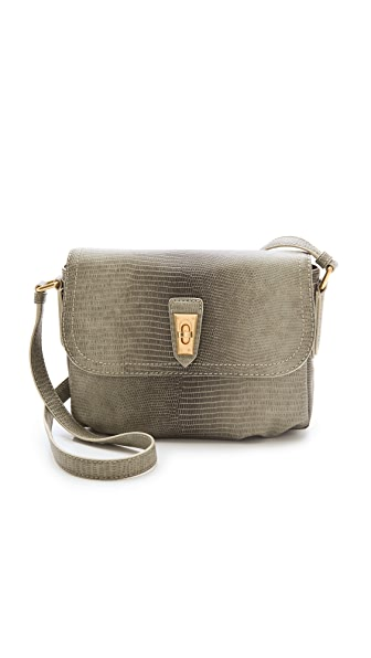 Marc by Marc Jacobs Embossed Lizzie Spotless Cross Body Bag
