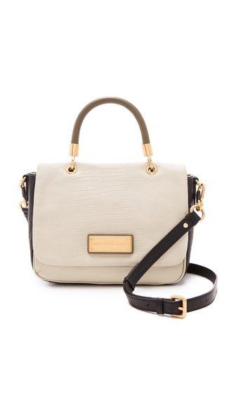 Marc by Marc Jacobs Too Hot To Handle Colorblock Small Top Handle Bag