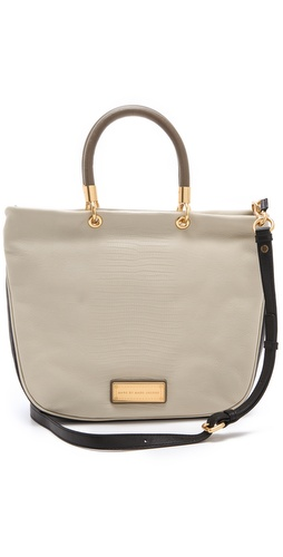 Shop Marc by Marc Jacobs Too Hot To Handle Colorblock Mini Shopper and Marc by Marc Jacobs online - Accessories,Womens,Handbags,Tote, online Store
