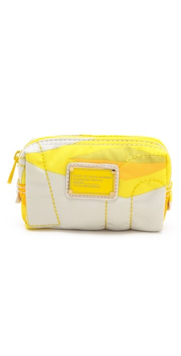 Shop Marc by Marc Jacobs Pretty Nylon Print Cosmetic Case and Marc by Marc Jacobs online - Accessories,Womens,SLGs,Cosmetic_Case, online Store