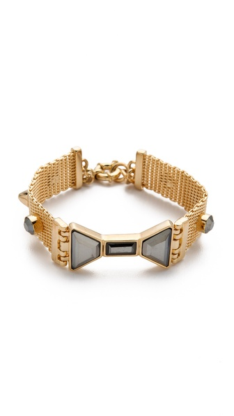 Marc by Marc Jacobs Polka Dot Bow ID Bracelet