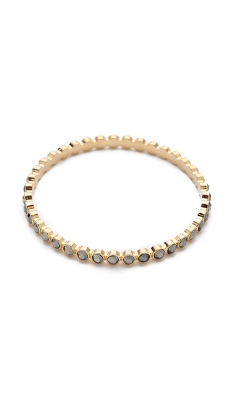 Marc by Marc Jacobs Crystal Dot Bangle