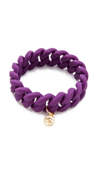 Marc by Marc Jacobs Rubber Katie Bracelet