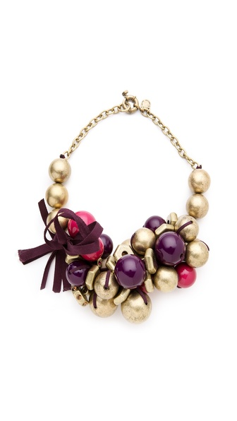 Marc by Marc Jacobs Bolts Galore Bubble Necklace