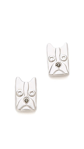 Marc by Marc Jacobs Shorty Stud Earrings