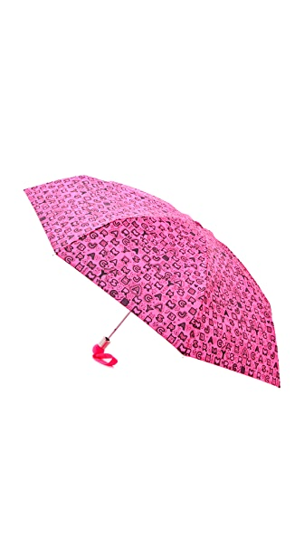 Marc by Marc Jacobs Dreamy Graffiti Umbrella