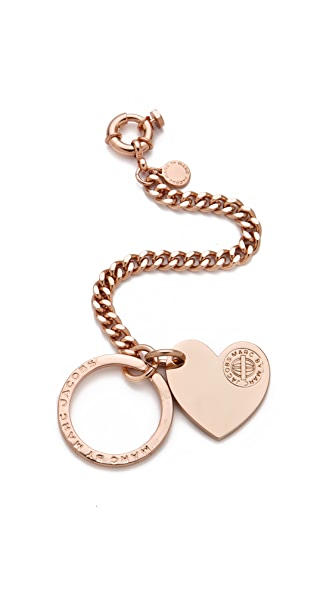 Marc by Marc Jacobs Heart Tag Bag Charm