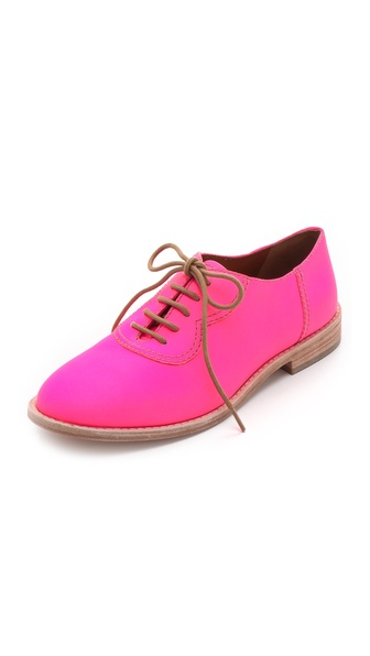Marc by Marc Jacobs Bright Oxfords