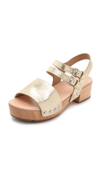 Marc by Marc Jacobs Low Heel Clogs